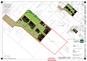 Land at 3 Blind Lane, Breadhurst, Gillingham, Kent ME7 3JR